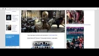 Como Baixar Game Of Thrones 6ª Temporada No Torrent sem anuncios