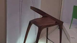 Wooden Bar-stool At Salonesatellite (9)