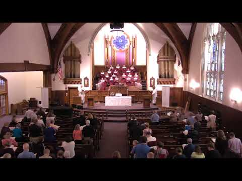 2018-04-15 United Methodist Church of West Chester Worship Service
