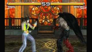 Download Video Tekken 5 | LING XIAOYU Modo Historia | PS2 Español MP3 3GP MP4