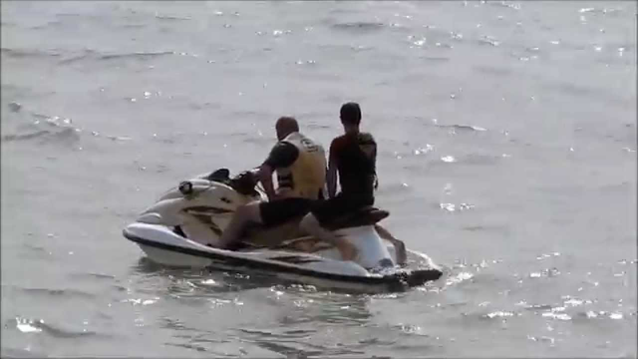 Playing with my Waverunner XLT1200