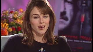 Elizabeth Hurley talks about modeling,life and acting