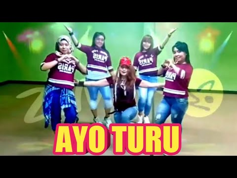 Download AYO TURU - ZASKIA GOTIK - SENAM KREASI Mp4 baru
