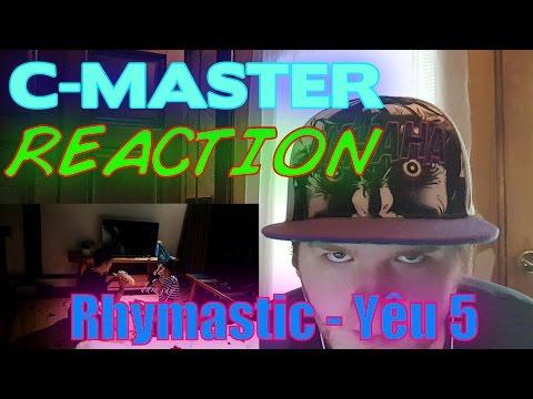 Rhymastic - Yêu 5 (Hoaprox Remix) (Official Lyrics MV) REACTION! STOP REMOVING THE COVERS!