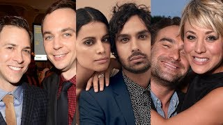 The Big Bang Theory ... and their real life partners