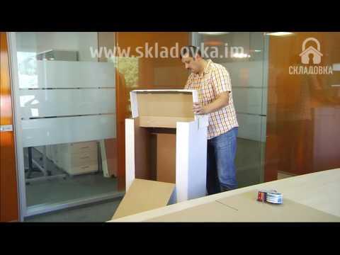Гардеробная коробка-шкаф для переезда и хранения дорогой элитной одежды