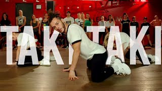 Download DJ Snake - Taki Taki ft. Selena Gomez, Ozuna, Cardi B | Hamilton Evans Choreography Mp3 and Videos
