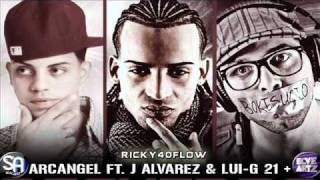 Arcangel, J Alvarez & Lui-G 21 Plus - Recuerdo ese Momento (Prod. by Montana The Producer) ® NEW