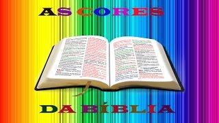 Significado Das Cores Na Bíblia - Parte 1