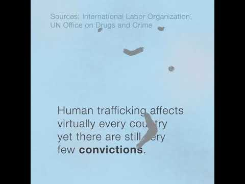 CNN Freedom Project, anti sex trafficking social campaign