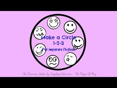 Песня -2. Make A Circle - Английский для детей с LittleLily скачать mp3 и слушать онлайн