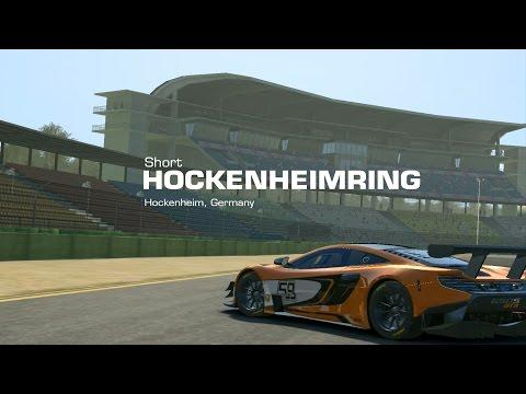 Real Racing 3 McLaren 650S GT3 Gameplay