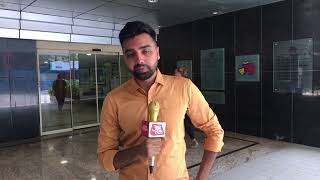 Live from BCCI: Virat Kohli to address media soon
