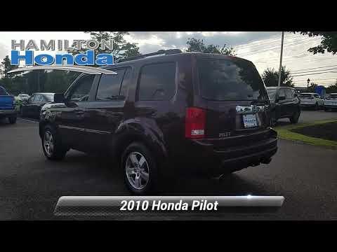 Used 2010 Honda Pilot EX-L, Hamilton Township, NJ 26930T