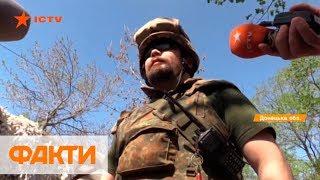 Провокационные обстрелы на передовой: оккупанты испытывают на прочность бойцов ООС