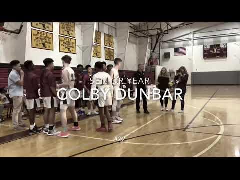Colby Dunbar - Senior Year Mixtape Greater Grace Christian Academy #22