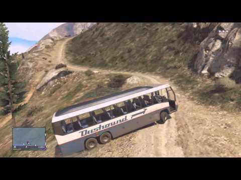 Grand Theft Auto 5 Online -  Bus Tour