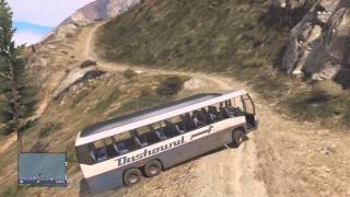 One of SpeirsTheAmazingHD's most viewed videos: Grand Theft Auto 5 Online -  Bus Tour