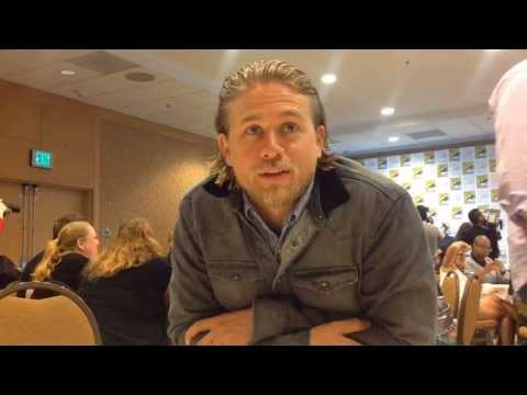 Sons of Anarchy - Charlie Hunnam Interview