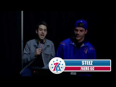 Inside the Game: Steez Analyzes 76ers GC Gaming's 1st Win of Season | NBA 2K League