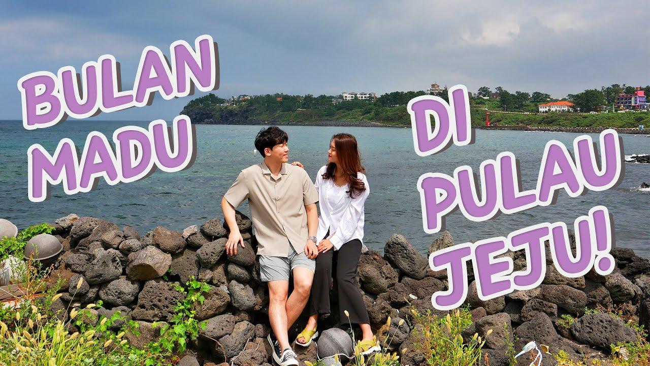 [VLOG JEJU] HONEYMOON KE PULAU JEJU PASANGAN INDONESIA-KOREA 🇮🇩🇰🇷