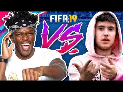 KSI VS QUADECA - FIFA 19