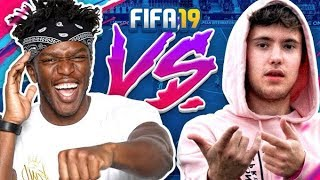 KSI VS QUADECA - FIFA 19...