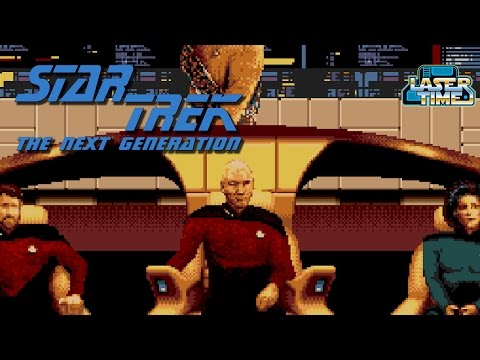The Worst 16-Bit Star Trek Games