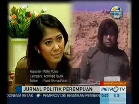 Meutya Hafid Jurnal Perempuan Indonesia Metro TV