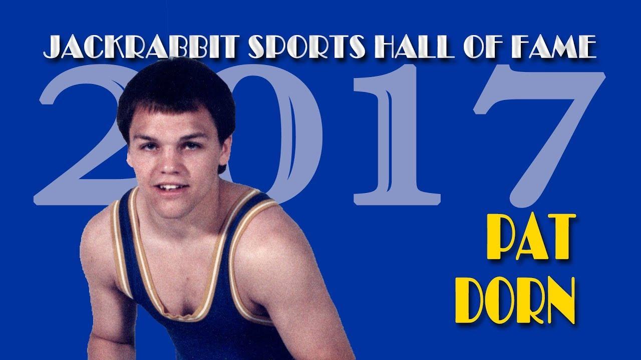 2017 Jackrabbit Sports Hall Of Fame Pat Dorn