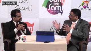 Jam With Sam E11 With Vivek Mendonsa From Lawrence and Mayo