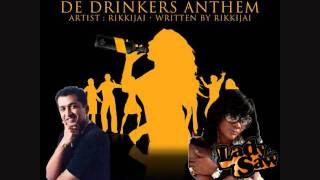 De Drinkers Anthem- Rikki Jai Feat. Lady Saw (Remix) 2012 Chutney