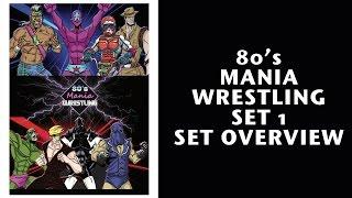 Filsinger Games 80s Mania Wrestling Set 1 Overview - FilsingerGamesFans.com