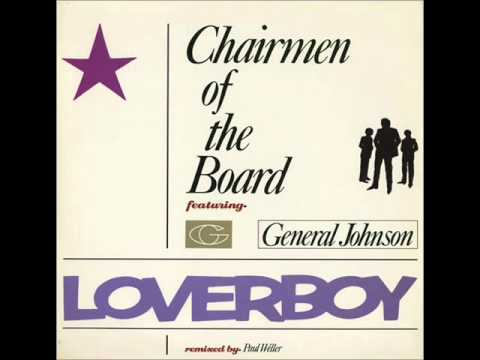 Chairman of The Board featuring General Johnson