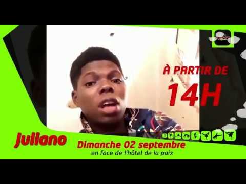 [Moov Togo]- #Juliano annonce sa présence au #MoovSummer 2018!