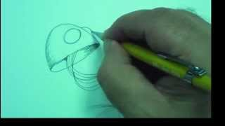 How To Draw Jelly Fish With Mark Kistler