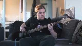 Judas Priest - Desert Plains Bass Cover