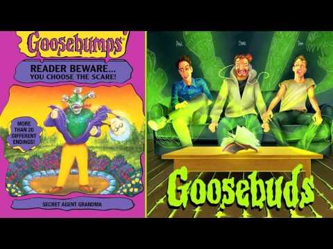 Secret Agent Grandma - Adventure! - Goosebuds - Ep 15