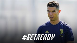 #GETREADY | Ajax vs Juventus | Champions League | Day one in Amsterdam