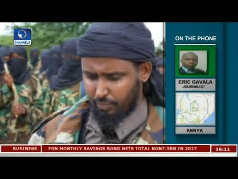 5 Kenyan Policemen Killed by Al-shabab Militants |Network Africa|