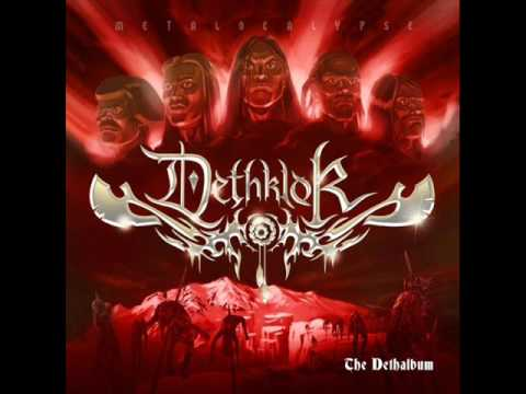 Dethklok - ThunderHorse [E Tuning]