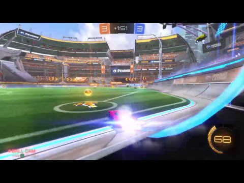 Comp 3s On Rocket League!