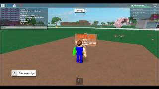 Roblox Malaysia Lumber Tycoon 2 Episode 1:First Play....