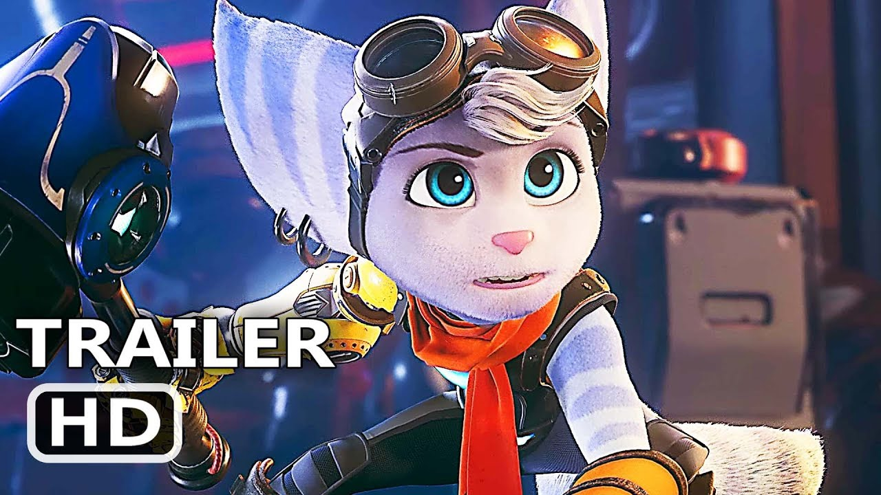 Ratchet And Clank Rift Apart Trailer 2020 Ps5 Game Hd Youtube