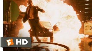 The Tuxedo (2/9) Movie CLIP - Skateboard Bomb (2002) HD