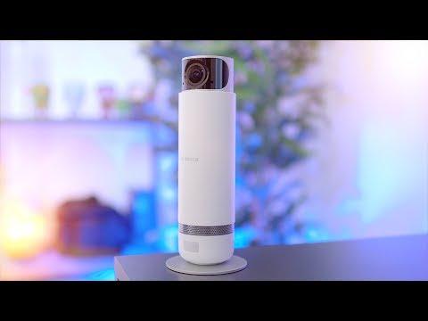 Ma nouvelle caméra de surveillance 360° !