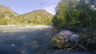 звуки природы горная река Relaxing Nature Sounds