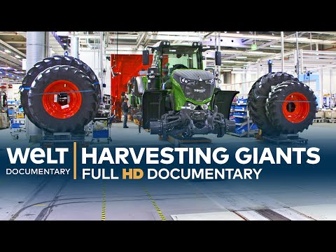 Harvesting Giants - High-Tech For Farmers | Full Exceptional Engineering Documentary