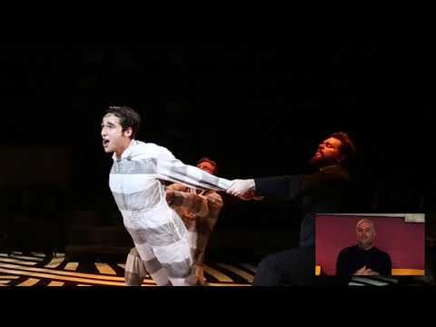 Mark Mullino on Adding Machine: A Musical