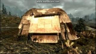 Nomad Tent - Skyrim